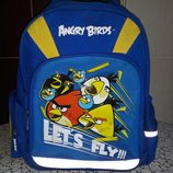 Портфель рюкзак Angry birds в школу