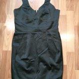 Платье чёрное. 46 размер