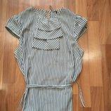 Стильная блузка. Размер 46.