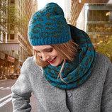 Комплект шапка и шарф снуд чибо Tcm Tchibo, Германия
