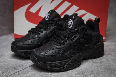 1df15788 Кроссовки кожаные женские Nike M2K Tekno, черные: 1460 грн - женские ...