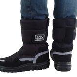 Мужские зимние сапоги ботинки размеры 41-45