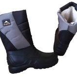 Зимние мужские ботинки сапоги 41-45