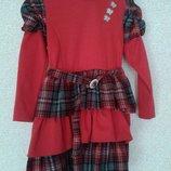 Платье для девочки на 122 см