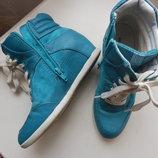 ботинки сникерсы Graceland 33р 21,5см