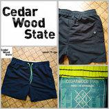 Короткие шорты от cedarwood state, р. м