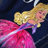 Ручная роспись куртка джинсовка джинсовая куртка роспись одежды
