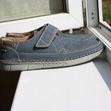 Новые мужские туфли мокасины Henley Comfort кожа 43 размер