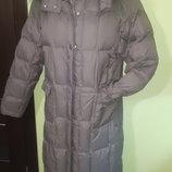 р М Joy miss очень теплое пуховое пальто