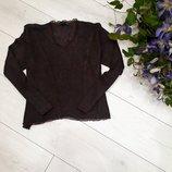 тёплый махеровый свитерок Италия