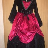 Карнавальное платье ведьмы колдуньи мачехи