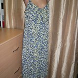 Фірмове базове плаття Marks&Spencer, 22, Марокко.
