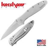 Складной нож от компании Kershaw. Модель Leek 1660 . Оригинал.