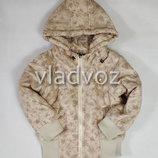Детская демисезонная куртка для девочки 2-6 лет 4030