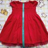 Нарядное, красивое платье