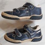 Туфли 30-31 размер, кожа, стелька-19,5 см