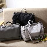 Женская сумка бочонок городского типа В Наличии