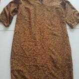 Платье Attic and Barn Италия оригинал шелк Новая коллекция Будьте стильными