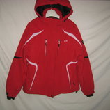 Куртка термо Heritage Франция размер L . Зимняя. Куртка на утеплителе подкладка флис. Непро