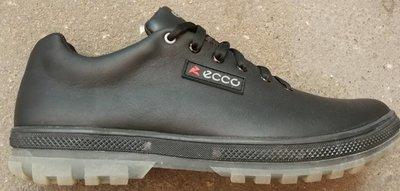 ECCO кожаные туфли осень из натуральной кожи ботинки обувь реплика ... 5287ec0dcb55c