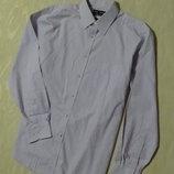 Рубашка в полоску Marks&Spencer , р.50