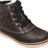 Осенние ботинки Ботиночки Crocs AllCast Duck 26размер