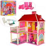Кукольный дом My Lovely Villa, Shifeng Toys 6980