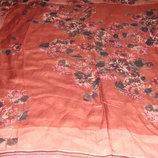 большой платок Kenzo модал кашемир 129Х133 Louis Vuitton Burberry Gucci