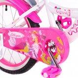 Велосипед двухколесный 20 SW-17014-201 розовый с корзинкой. Al.