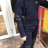 Спортивный тёплый костюм для мальчика подростка Deko Dass р.128-176
