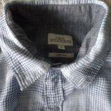 Красивая рубашка из 100% льна Next М