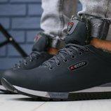Мужские ботинки на меху ECCO