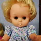 Винтажная кукла немочка Топтыжка