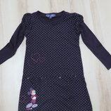 платье ктелпеное с Минни от Disney 6 лет