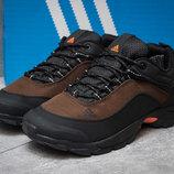 Кроссовки мужские Adidas Climaproof, коричневые