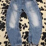 Фирменные джинсы 9-10лет