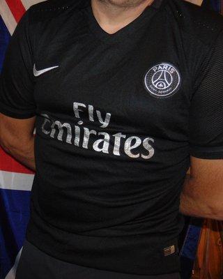 Футбольная фирменная футболка Nike .f c PSG..м-л