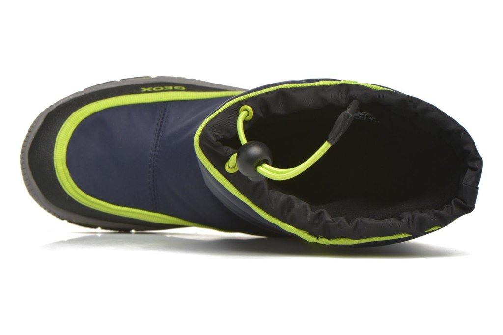 75c801a44 Замечательные сапоги Geox сhildren j overland navy/ lime. оригинал. новая  модель: 1650 грн - детская зимняя обувь geox в Чернигове, объявление  №18843532 ...