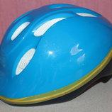 о Защитный шлем на объем головы 48-54 см