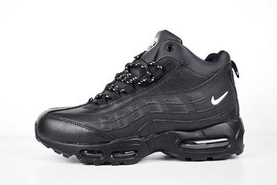 Зимние кроссовки Nike Air Max 95 black