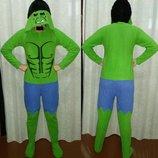 Халк Marvel Primark Essentials кигуруми слип пижама комбинезон карнавальный костюм