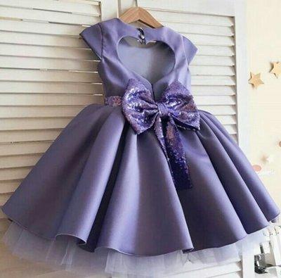 Нарядные детские платья выпускные пышные праздничные