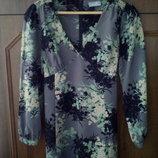 Удлиненная блуза туника