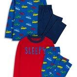 Пижама трикотажная Sleepy Rebel Primark поштучно и комплектом