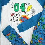 Пижама трикотажная 04 Primark