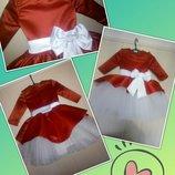 Платье детское нарядное пышное выпускное праздничное