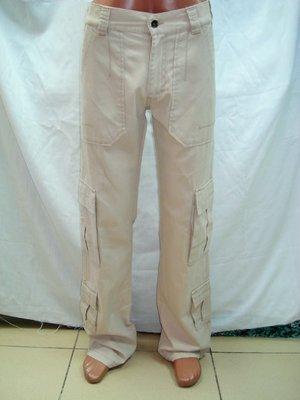 Джинсы мужские летние Hi-ZEKK накладные карманы разм.40,42см пояс