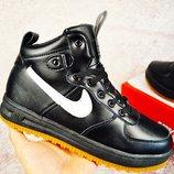 Ботинки зимние Nike Lunar Force 1