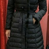 Крутое пуховое пальто Max Mara XS