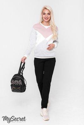 24d83d8908fa Теплые брюки для беременных, черные  840 грн - брюки, джинсы ...